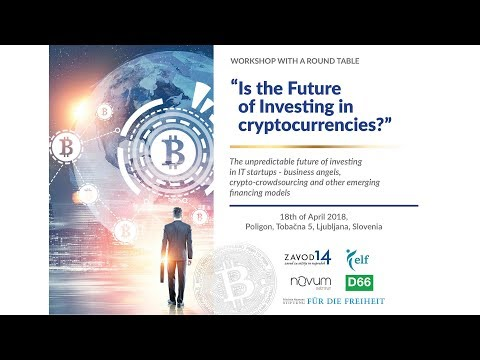 Is the future of investing in cryptocurrencies?