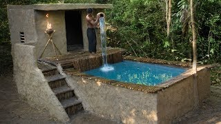Building Wilderness Classic Villa And  Upper-ground Deep Swimming Pool