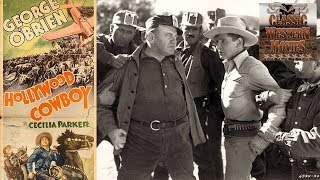 Hollywood Cowboy | Western (1937) | Full Movie | George O'Brien