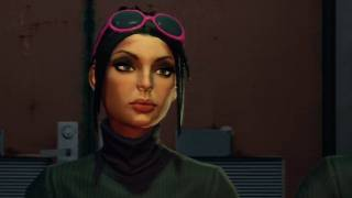 Saints Row: The Third - Walkthrough - Part 15 [Mission 14: Trojan Whores] (SR3 Gameplay)