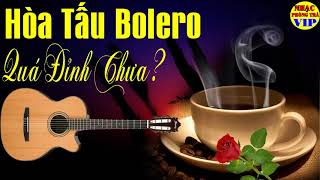 Nhạc Phòng Trà Cafe Sáng   Hòa Tấu Guiar Bolero Chọn Lọc   Guitar Không Lời Đặc Biệt