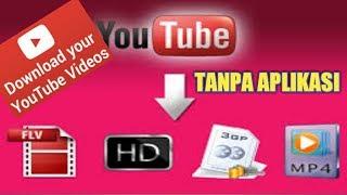 Gambar cover Download youtube dalam bentuk mp3, mp4 dengan mudah tanpa aplikasi