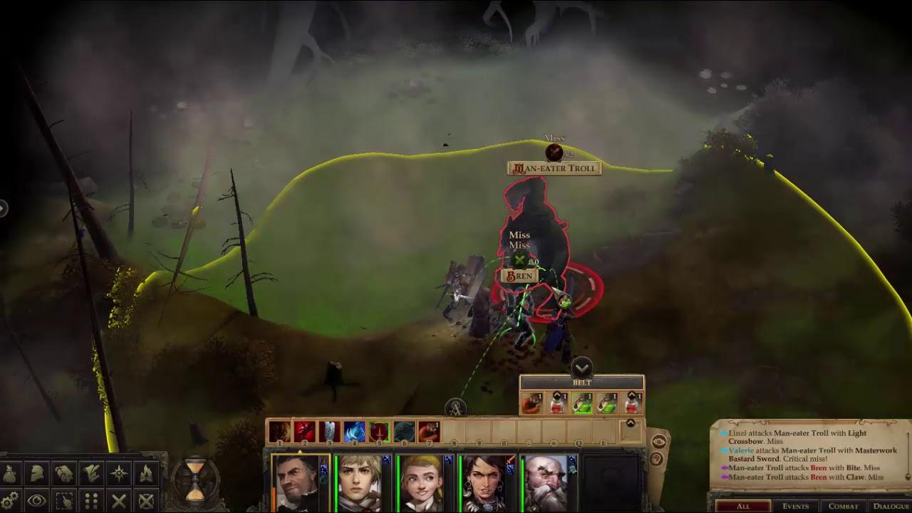 Pathfinder bite critical
