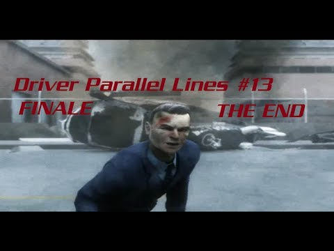 Driver Parallel Lines Gameplay ita HD #13 | FINALE (THE END) Ciao Ciao Connor!!