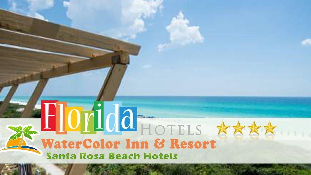Watercolor Inn Resort Santa Rosa Beach Hotels Florida