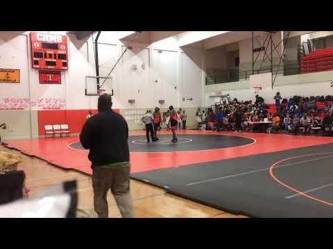 Churchland Middle School wrestling