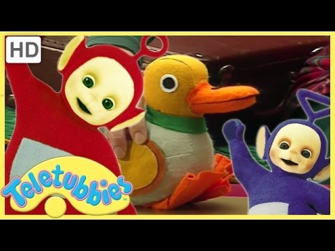 Teletubbies Full Episodes  Naughty Duck  Teletubbies English Episodes