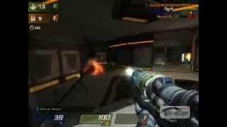 Quake 4 Multiplayer montage demo