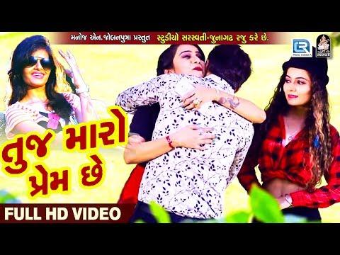 Tuj Maro Prem Chhe - Riddhi Vyas | New Gujarati Song 2018 | Full HD VIDEO | RDC Gujarati