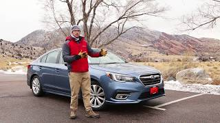 2018 Subaru Legacy 2.5i Limited 50th Anniversary Edition Walk Around