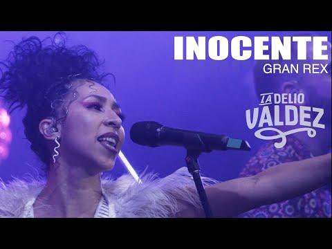LA DELIO VALDEZ - INOCENTE - (vivo En Gran Rex)