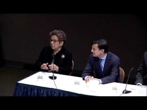 JHSPH Epi Centennial Seminar - Donna Shalala
