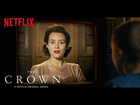 The Crown  A Christmas Speech  Netflix