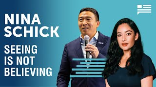 Is anything real? Nina Schick on the future of deepfakes | Andrew Yang | Yang Speaks