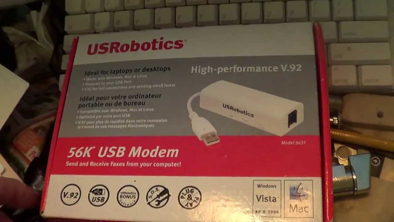 USR MODEL 5637 DRIVERS FOR PC
