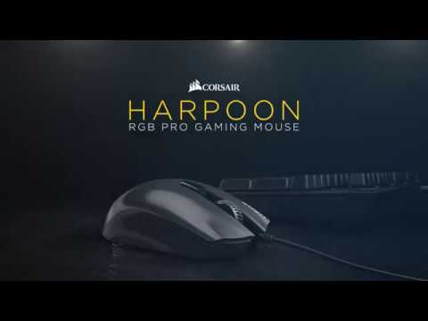 Buy the Corsair Harpoon RGB Pro FPS MOBA Gaming Mouse ( CH-9301111