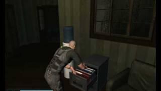 Splinter Cell Double Agent JBA HQ Doorbug Solution