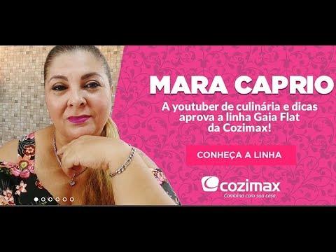 VEJA QUE A COZIMAX PREPAROU PRA MIM  ESTOU NO SITE DA COZIMAX