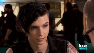 Download Black Veil Brides & Bullet for My Valentine Talk Touring Together - Artist to Artist MP3 song and Music Video