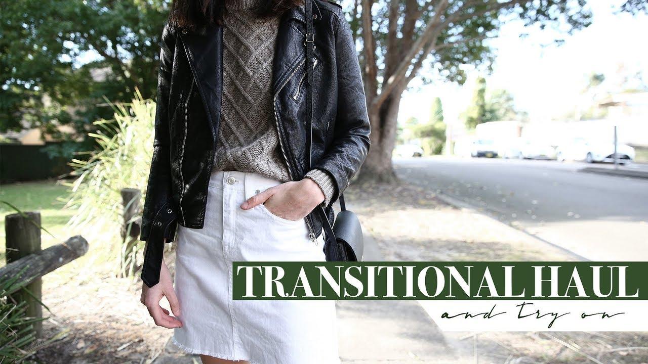 cf9efdb287 New Wardrobe Additions - Transitional Haul (ASOS, Topshop, The Iconic &  Grana) | Mademoiselle