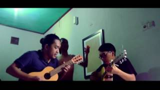 Gambar cover KERONCONG KEMAYORAN - BENYAMIN S (COVER BY DAMAR APLIKAR) ft. FAJAR