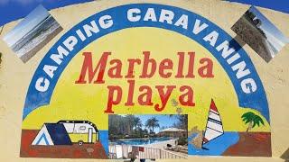 CAMPING MARBELLA PLAYA Platzrunde Februar 2020 #CampingPlatz #Urlaubstester #HolidayCheck
