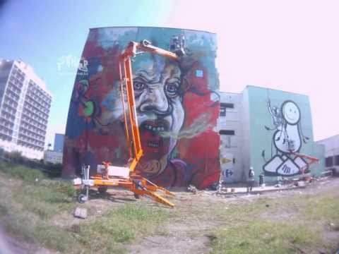 street art Bratislava 2013