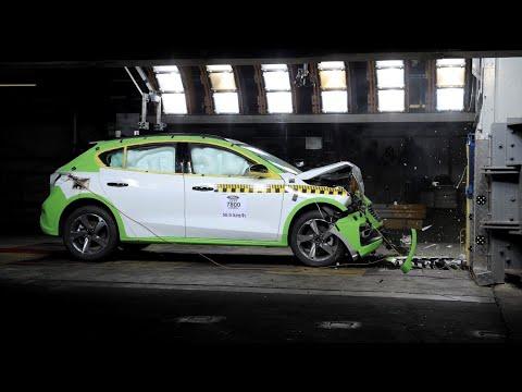 2020 Ford Focus - Crash Test