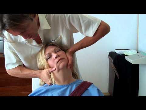 Gonstead Chiropractic Adjustment C2 PRS