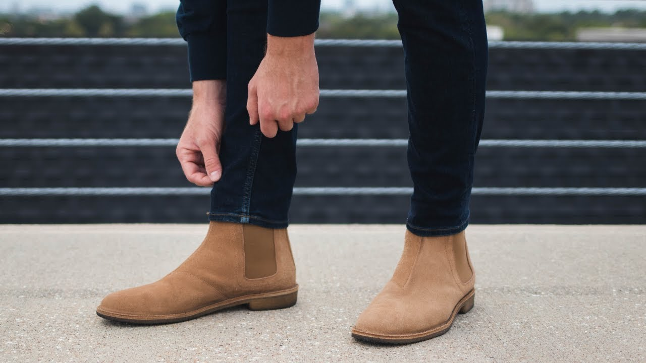 The Best Chelsea Boots In 2020 For Every Budget Youtube