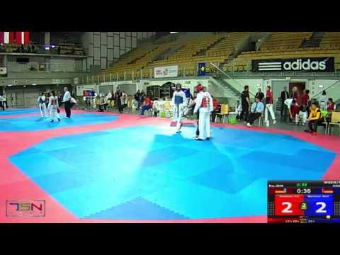309-Mansour, Mohammed (GER) vs Hosseini,...