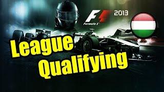 F1 2013 | F1LiveSeasonXbox | Qualifying | Hungary
