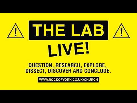 LIVE at the lab