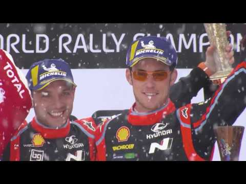 WRC - Behind the wheel - Thierry Neuville and Nicolas Gilsoul