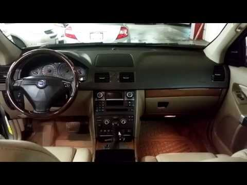 2007 Volvo XC90 Interior Walk Around - YouTube