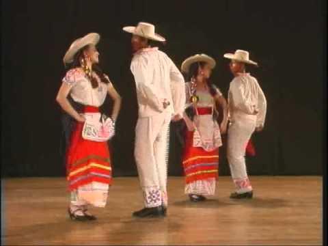 Michoacan Las Igüiris, La Costilla, Jarabe Michoacano