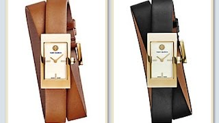 Heather's Couture Corner  - Tory Burch Watch Collection