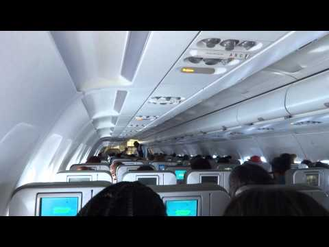 Inside JetBlue Airways A320 Airbus (June 2014) by jonfromqueens