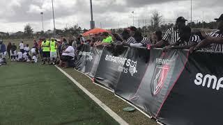 Battle Orlando Fox Sports Broadcast Fan Zone!