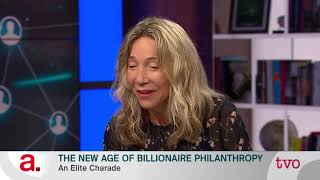 The New Age of Billionaire Philanthropy