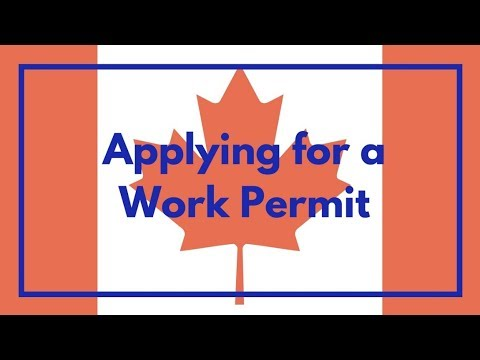 Canada Work Permit Done Base