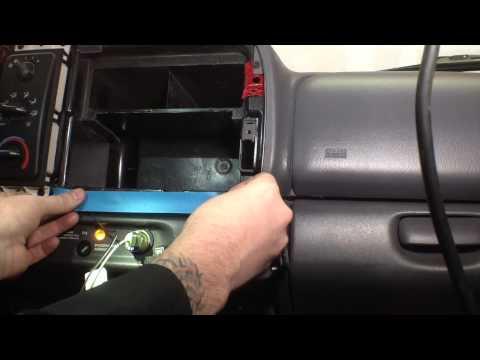 1998 Dodge Dakota Double Din Install Part II