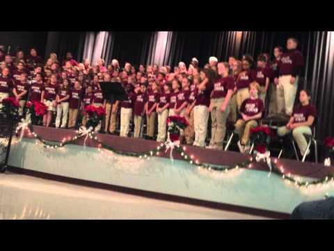 Poplar Bluff Middle School Christmas Concert