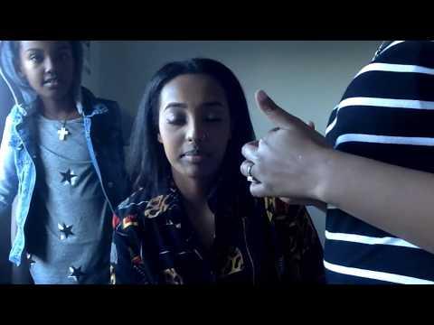 BallProm GRWM Eritrean jams  more  TeSfai Sisters