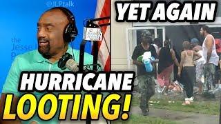 Blacks Looting Again, This Time in North Carolina Amid Storm