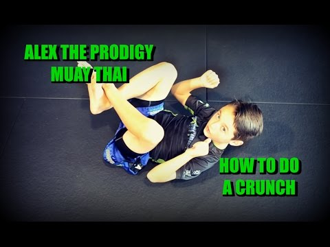 Alex The Prodigy - How To Do A Crunch