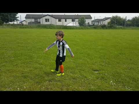 88. Kids Soccer. Football Coaching.  Shoot Better In Just 5 Minutes. CT4K.