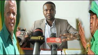 Taarifa Nyingine nzito tuliyoipata Asubuhi hii kuhusu, KINANA, MAKAMBA, Wakili Msomi Afichua mazito