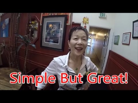 Friday Night Restaurant Reviews....Ting Hau Chinese Restaurant, Santa Rosa, CA