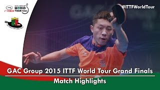 2015 World Tour Grand Finals Highlights: SAMSONOV Vladimir vs XU Xin (1/4)(Review all the highlights from the SAMSONOV Vladimir vs XU Xin (1/4) from the 2015 World Tour Grand Finals Subscribe here for more official Table Tennis ..., 2015-12-12T23:56:38.000Z)